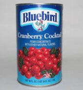 Bluebird Cranberry Cocktail 1.36l