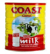 COAST POWDERED MILK 360G