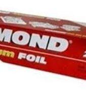 Diamond Aluminium Foil 200sq Ft