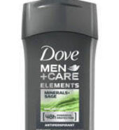 Dove Men Care Elements Mineral & Sage