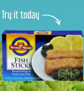 Farmers Choice Fish Sticks