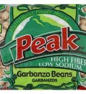 Peak Garbanzo Beans