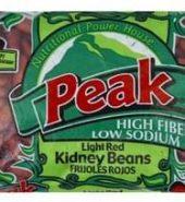 Peak Kidney Beans
