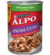 Purina  Alpo Prime Cuts Lamb & Rice