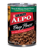 Purina  Alpo ChopHouse Tbone & Ribeye Steak