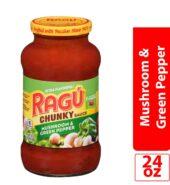 RAGU Chunky Sauce