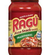 RAGU Pizza Snack Sauce (Traditional)