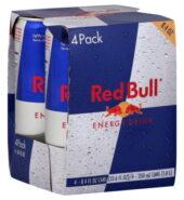 Redbull 4Pack