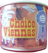 Blue Ribbon Chicken Vienna Sausages