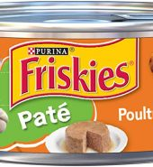 Purina Friskies Pate Poultry Platter