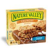 Nature Valley Crunchy Granola Bar Coconut 12 Pk