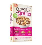 Great Grains Raisins, Dates & Pecans Cereal, 453 g