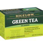 Bigelow Green Tea Bags, 20 Count Box