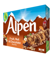 Alpen Bars – Fruit, Nut & Chocolate