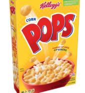 Kellogs Corn Pops 10 Oz