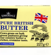 Somerdale Pure British Butter (Unsalted)