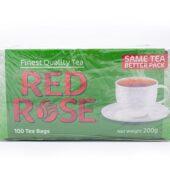 Red Rose Tea Bags 100-Count