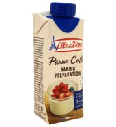 Elle & Vire Panna Cotta Baking Preparation Cream