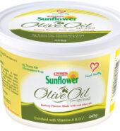 Sunflower Olive Oil Spread