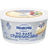 Philadelphia Cheese Cake Filling 698g