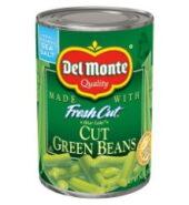 Dm Cut Green Beans 411g
