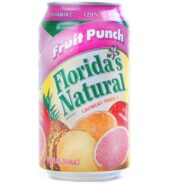 Fl Nat Fruit Punch 340ml
