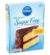 Pillsbury Sugar Free Yellow Cake 454g