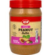 IGA Peanut Butter Creamy 794G