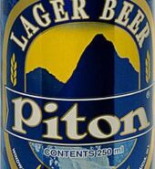 Piton Beer Can 250ML