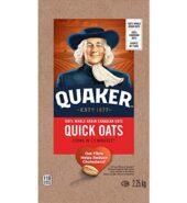Quaker Quick Quaker Oats 2.25kg