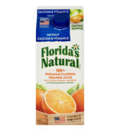 Florida Natural Oj Calcium & Vit No Pup
