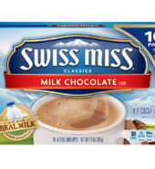 Swiss Miss Milk Choclate 10ct 283g