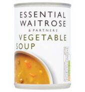 Waitrose Vegetable Soup 400g
