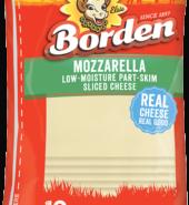 Bord Mozzarella Slices 170g