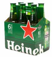 Heineken Beer Closed 6pk