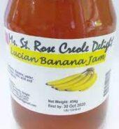 Ms St.Rose Banana Jam 454g