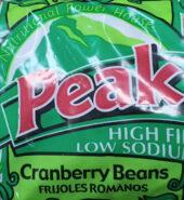 Bencopeak Cranberry Bean 454g
