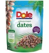Dole Chopped Dates 227g