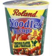 Roland Noodles Cup Veg 68g