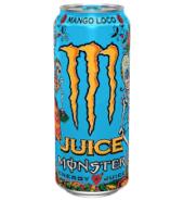 Monster Energy Loco Mango Juice 473ml
