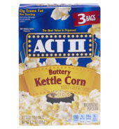 Act II Buttery Kettle Corn 3ct