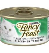 Fancy Feast Sliced Turkey 85g