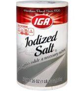 IGA Iodized Salt 727g
