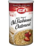 IGA Oats Old Fashion 510g