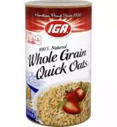 IGA Oats Quick 510g