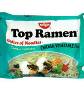 Top Ramen Chicken Vegetable