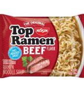 Top Ramen Beef Pk 85g