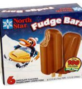 North Star Fudge Bars 6CT