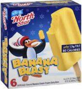 North Star Banana Blast 6CT