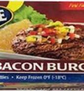 Eve Bacon Burgers 360G
